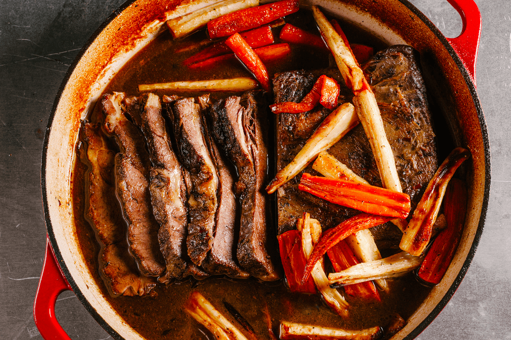 bison brisket recipe