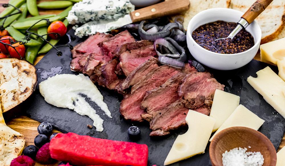 Bison New York Stip Steak