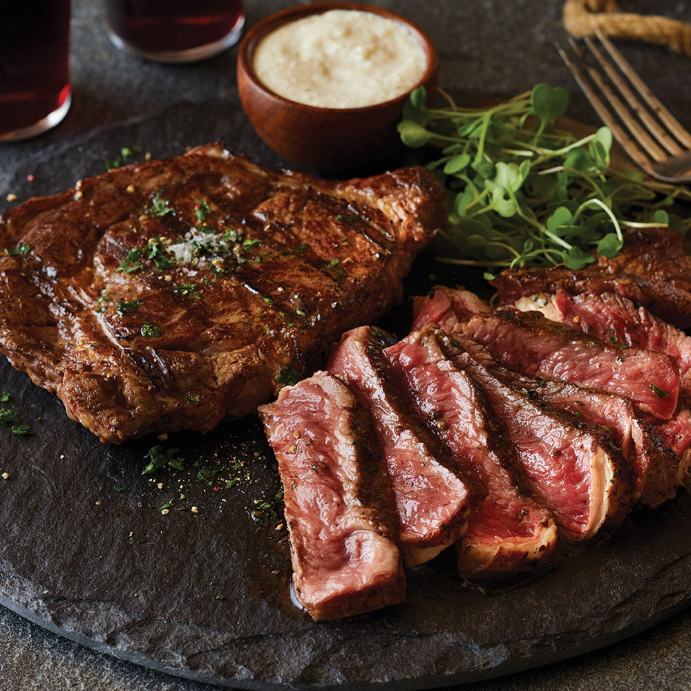 grass fed beef ribeye