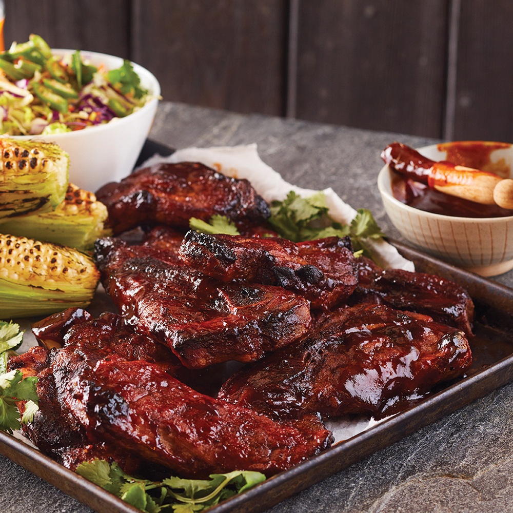 pastured pork country ribs