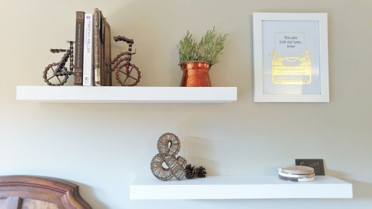 Fair Trade bicycle bookends.