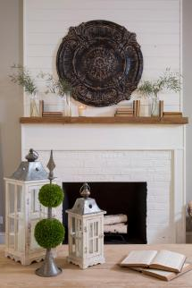 Joanna Gaines Fixer Upper HGTV Fireplaces