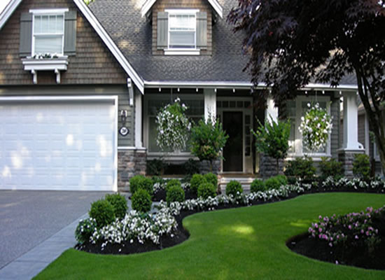 5 curb appeal tips - honeycomb