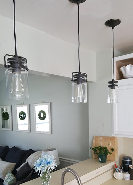 Kitchen Pendant Lighting ORC Week 3