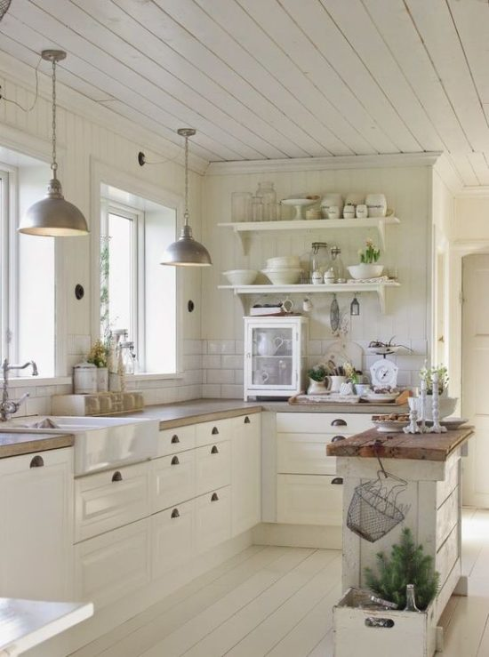eat in kitchen island glossy cabinets islands farmhouse