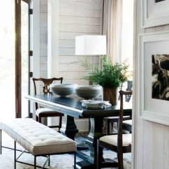 Slipcovered Dining Chair Cheap High Chairs Mix And Match Room Tables