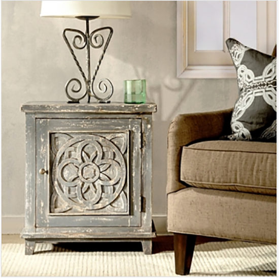 living room end tables images of small decorated rooms 13 stylish for your havana table with storage rustic wood
