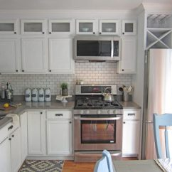 Tall Kitchen Cabinets Table Chairs Set How To Add Height Remodeling Ideas That Go The Ceiling