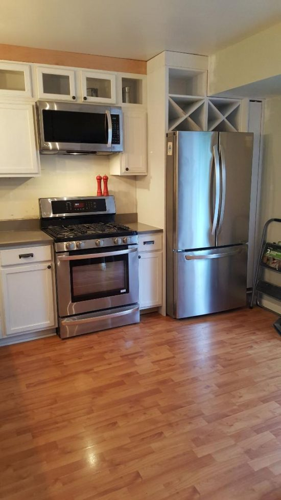 Tall Kitchen Cabinets How To Add Height