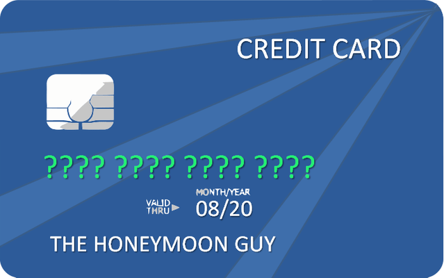 Use This Trick To Get Your Chase Account Number Before Your Card Arrives The Honeymoon Guy