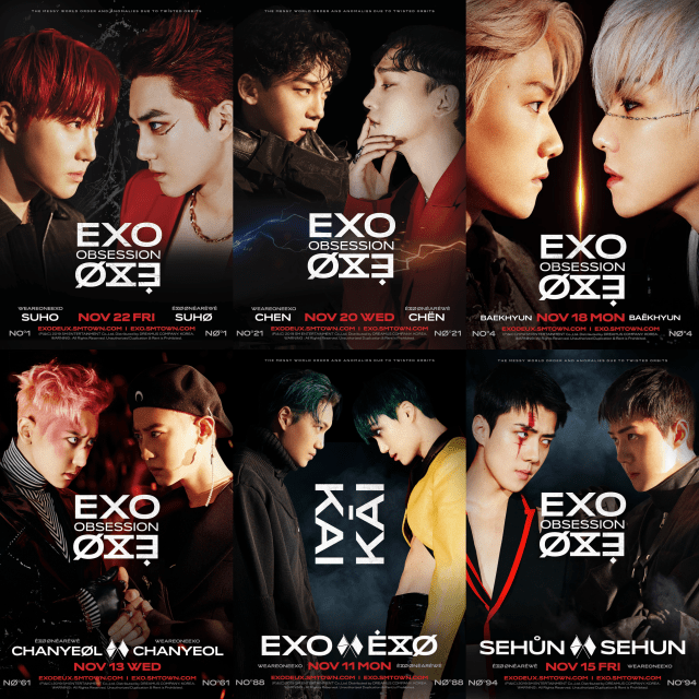 EXO Obsession