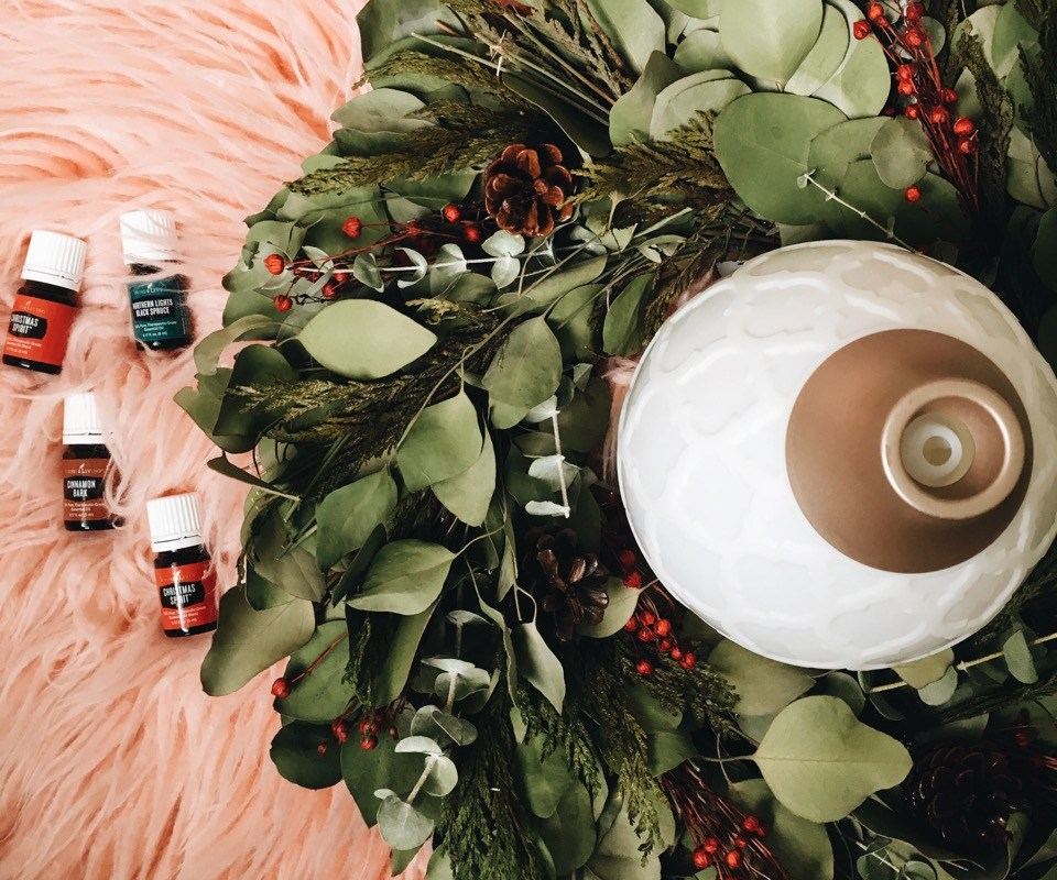 Guest Post: Creating a Cozy Home with Essential Oils