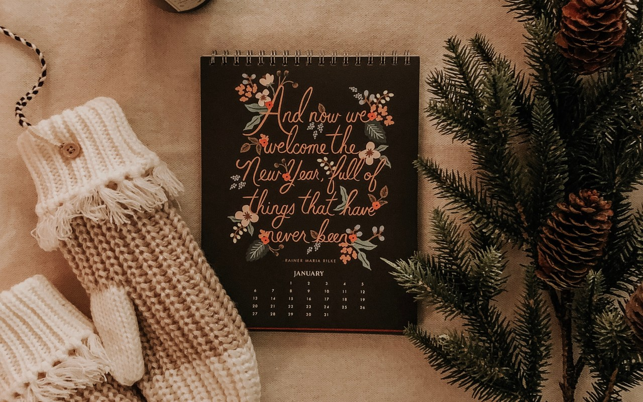 Little Resolutions to Savor Each Day of 2019