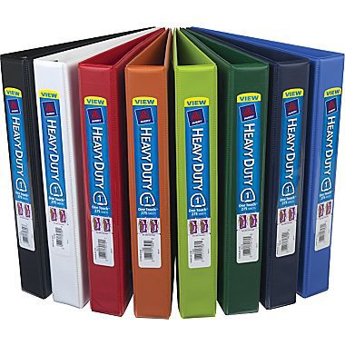 Binders - 10 Items You Should Not Bring To College at DearAsh.com