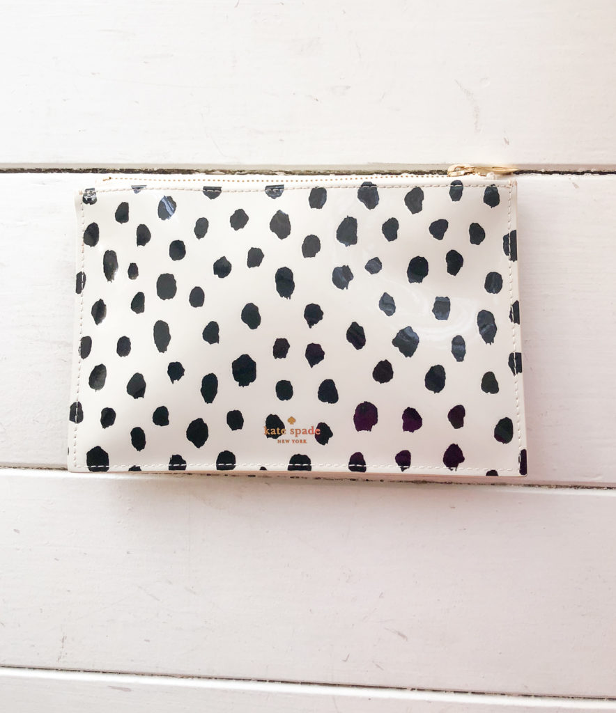 Pencil Pouch- Stationary Must-Haves For College at the Honey Scoop
