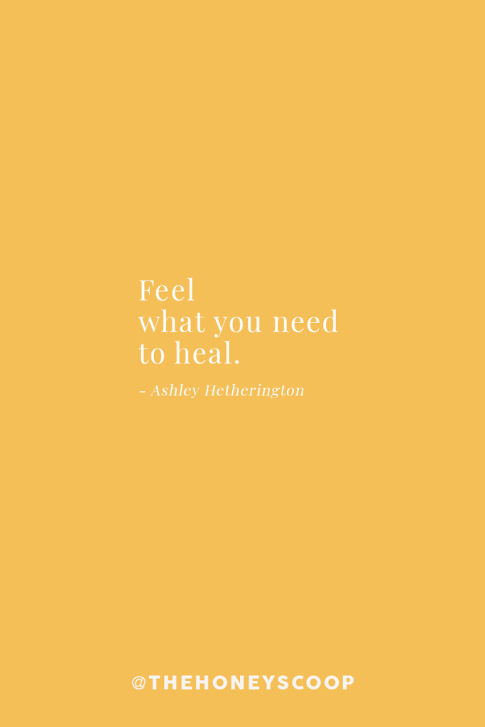 5 Steps To Healing After A Big Loss at the Honey Scoop, quotes deep, quotes to live by, quotes about strength, quotes inspirational,