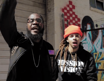 "Dee-1 ""Against Us"" Remix Ft. Lupe Fiasco and Big KRIT (Official Video)"