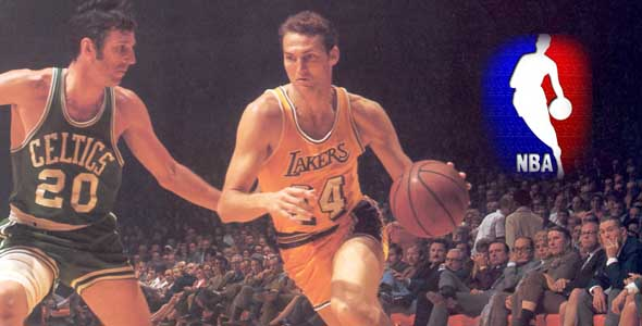 Honoring the Man Who Became the NBA Logo: Jerry West   The Hoop Doctors