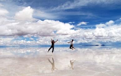 bolivia salt flat