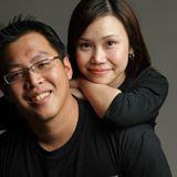 Damien Koh and Dawn Wee, the founders of Joe & Dough.  Photo: Damien Koh