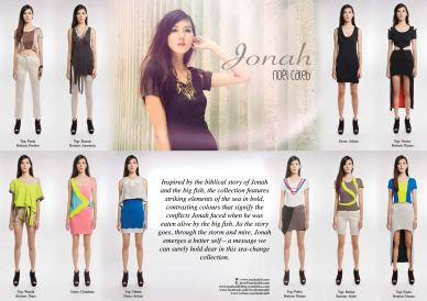 Jonah collection... which is your fave piece?