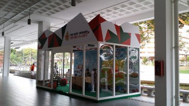 Step into the Main Box at Braddell Heights Community Hub (just next to NEX) to donate food items, cash or fulfil a wish from the Specific Wish Tree!