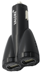 valore car charger