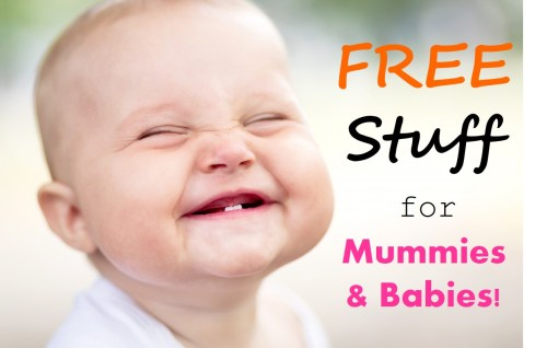 Free baby diapers and milk samples in Singapore