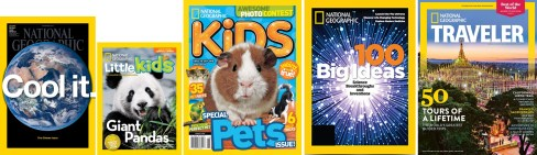 importance of reading for children National Geographic Magazine