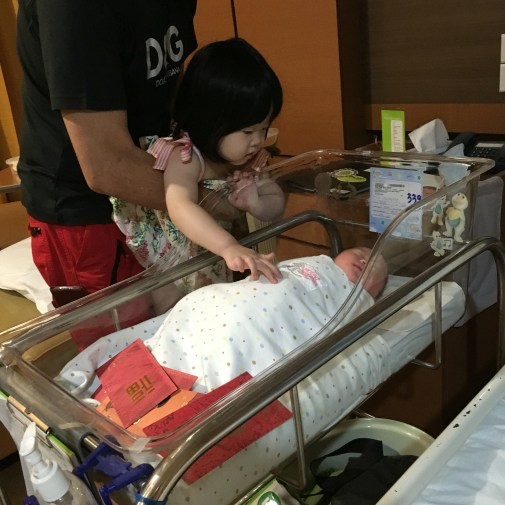singapore mum birth story delivery experience