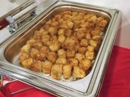 Fried Prawn Roll (Hei Zhou)