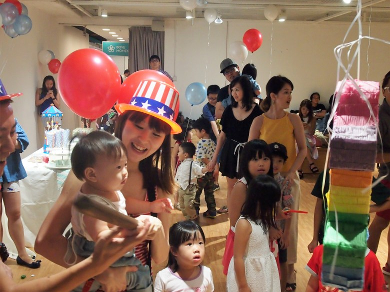 celebrate kids birthday party venue in Singapore
