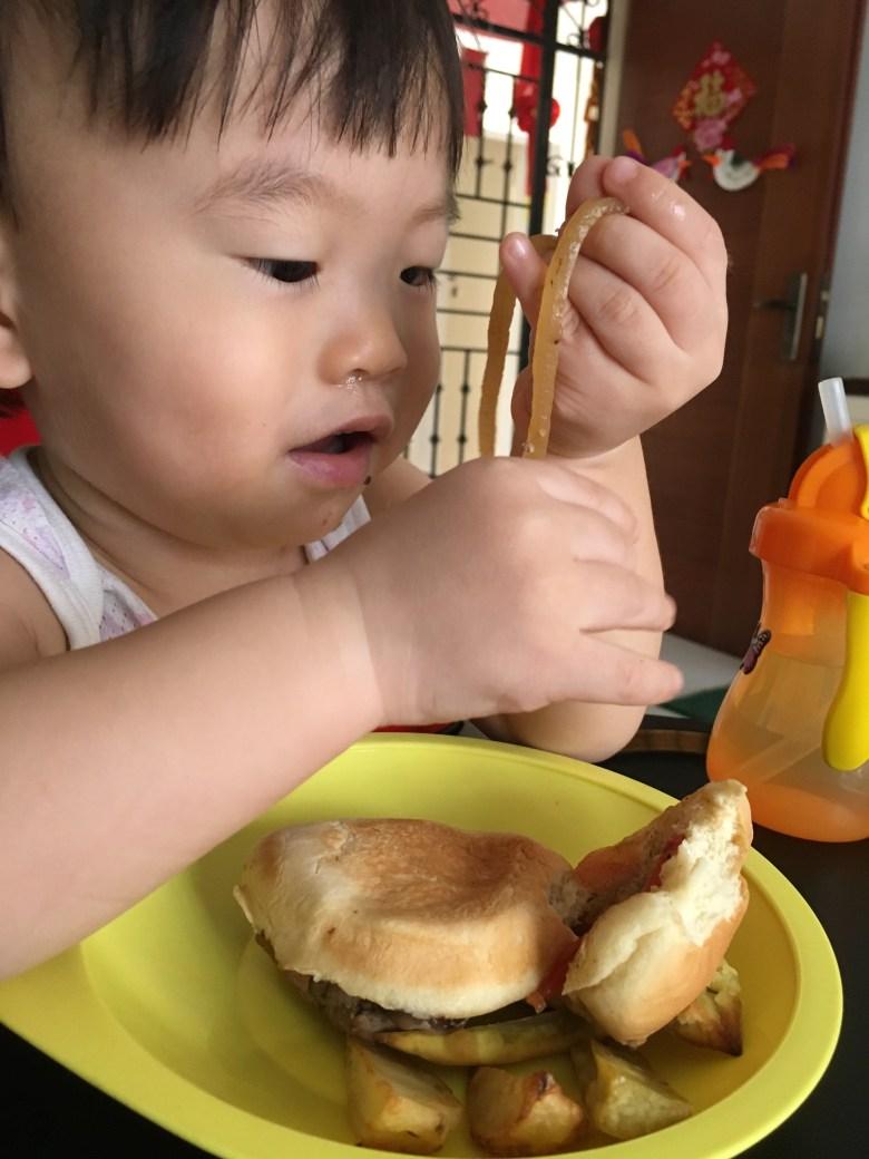 healthy homemade burger recipe for kids