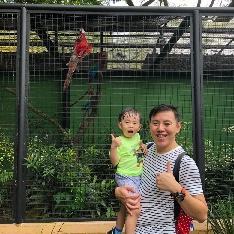 outdoor family fun in Singapore