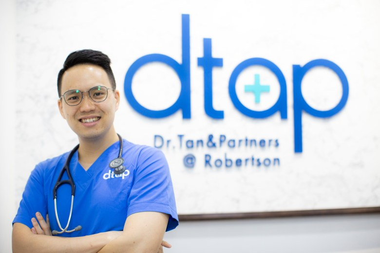 Dr. Julian Hong DTAP Clinic