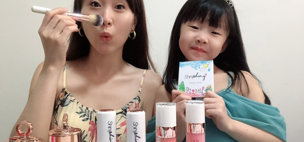 kid-friendly makeup from Singapore
