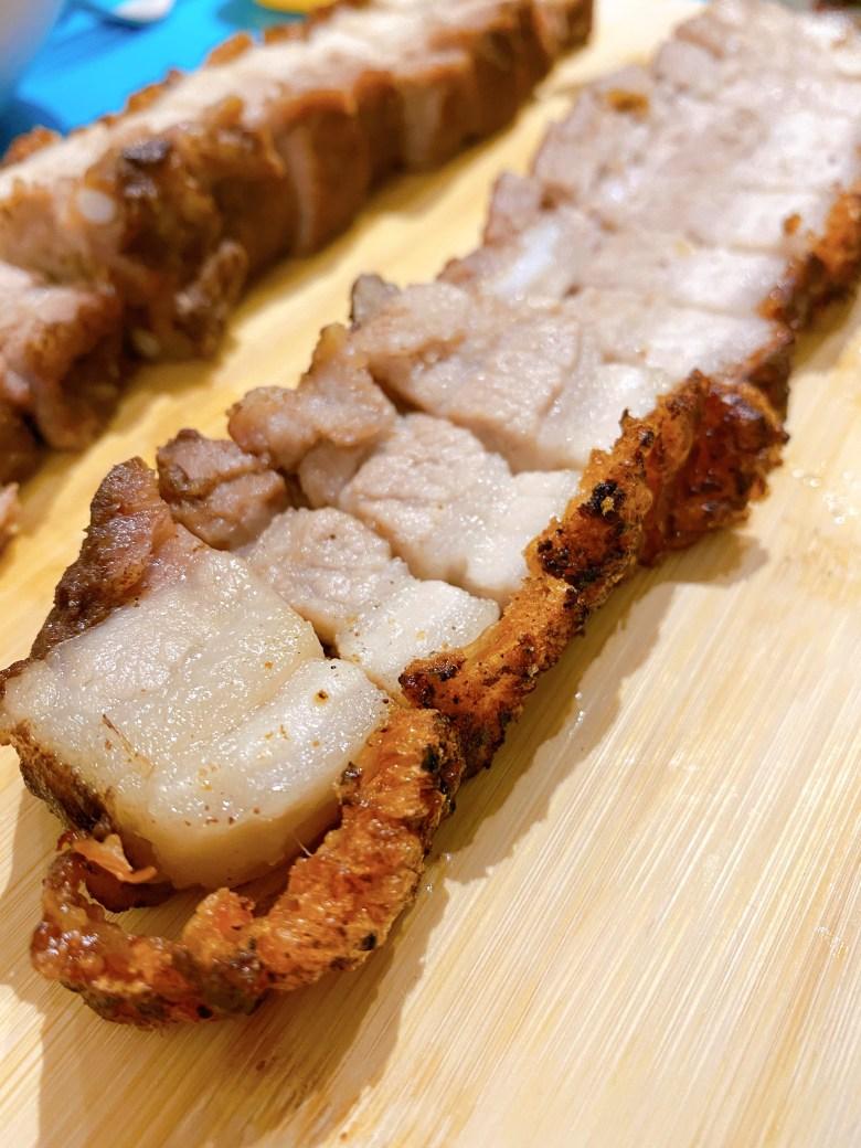 Crackling Crispy Roasted Pork Belly Recipe