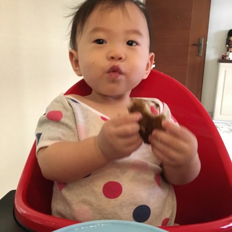 eggless pancake recipe baby eating