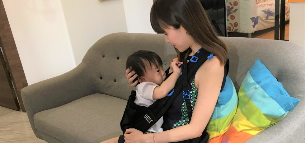 breastfeeding in public with toddler