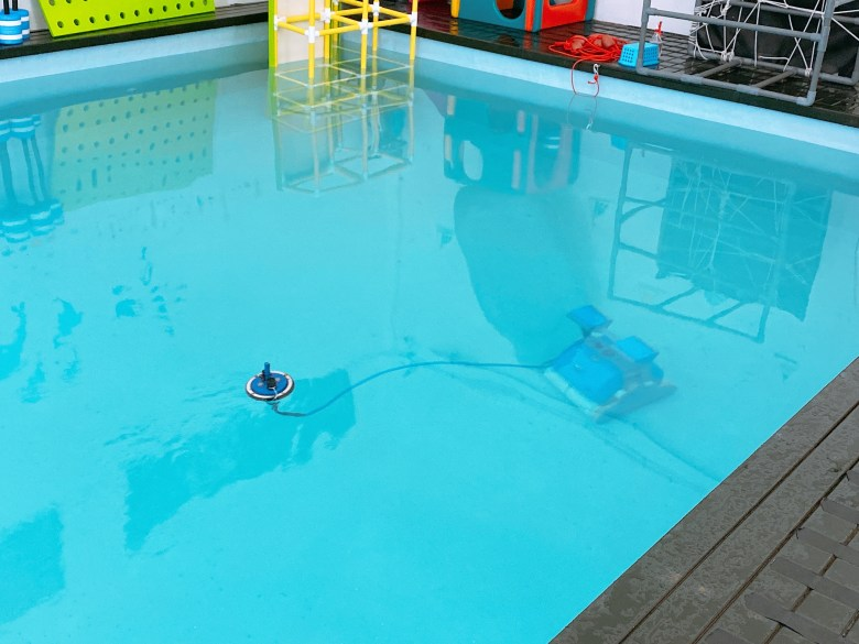 indoor heated swimming pool little splashes