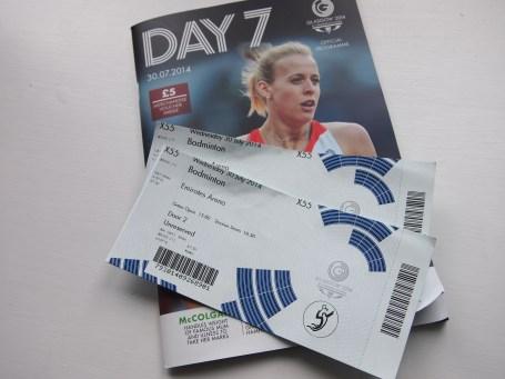 Badminton Preliminaries...