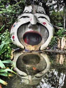Pond Drama!