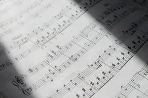 classical music, notes, mozart