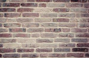 bricks, wall, stones