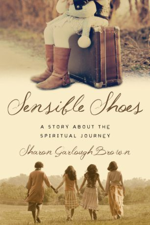 Christian books for women that help with daily Bible reading. Sensible shoes by Sharon Garlough Brown
