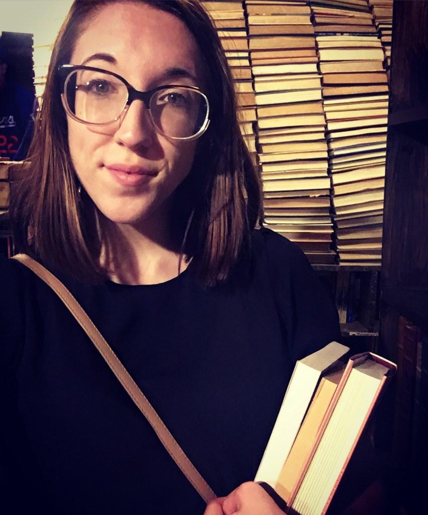 downtown LA bookstore