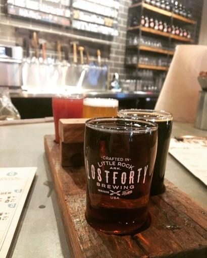 brewery Little Rock Arkansas