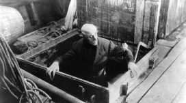 Nosferatu played by Max Schreck