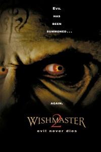 Wishmast 2: Evil Never Dies