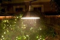 Garden Lighting Idea: This Ikea Pendant Lamp Survives the ...